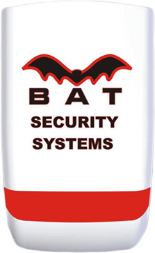 BAT Security Systems Logo